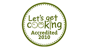 Let's get cooking Accredited 2010