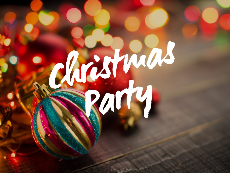 Christmas Parties and Christmas Lunch
